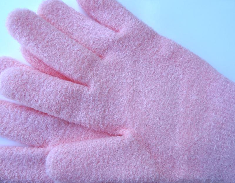 hånd i hånd handsker