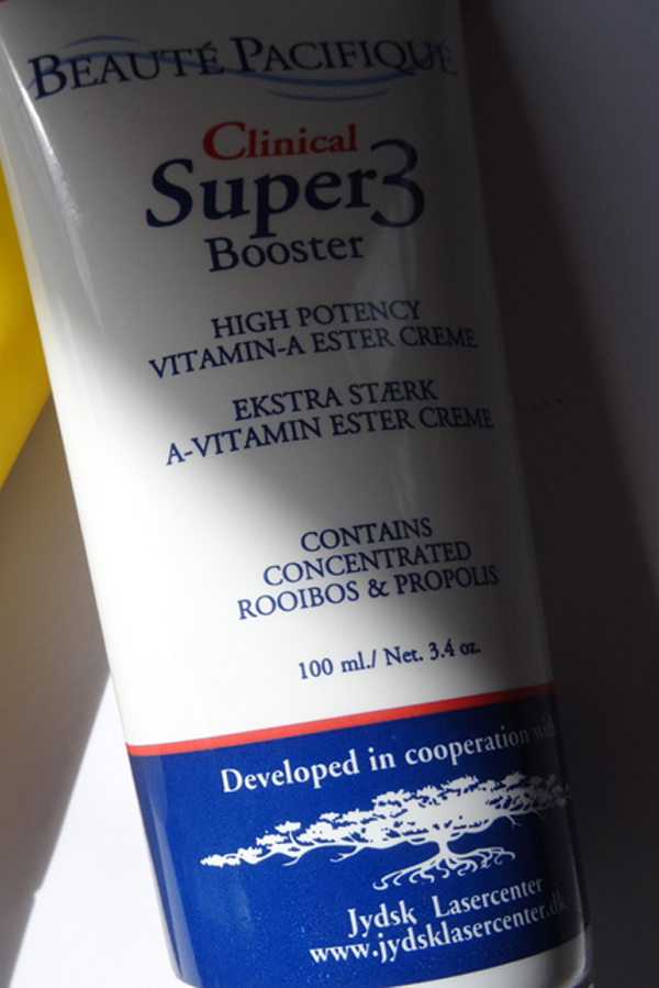 Test af Beauté Pacifique Clinical Super3 Booster